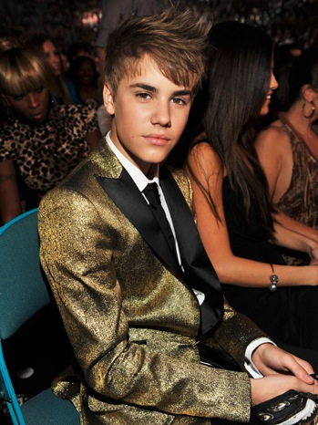 Justin Bieber at 2011 Billboard Music Awards
