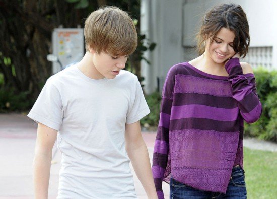 Justin Bieber and Selena Gomez Dating