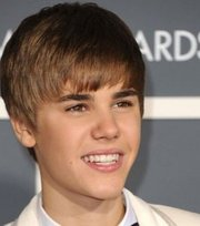 Justin Bieber wins at The Bambi Awards 2011 in Germany